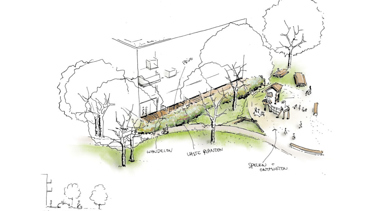 IMOSS - Oranjepark (masterplan en inrichting)0
